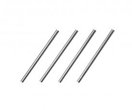 TRF420 3x43mm Sus Shafts (4) Steel