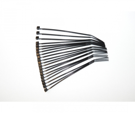Kabelbinder Nylon 2,5x100mm (20) schwarz