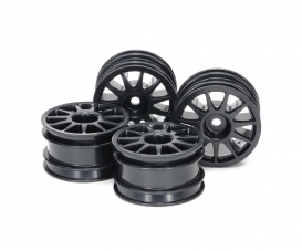 M-Chassis 11-spoke Wheel Black (4)