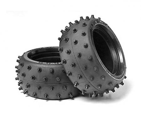 Buggy-Tire Wide Stud Spike 38mm (2) rear