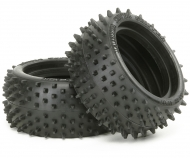 TT-02B/DT/DF Square Spike Tire (2) rear