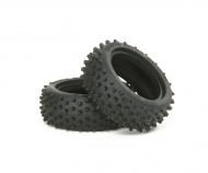TT-02B/DF-02 Square Spike Tire (2) front