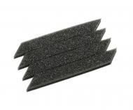 1:10 M-Chassis Inner Sponge Kit (4) gre
