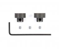 Steel Pinion Gear 0,4 28/29 T