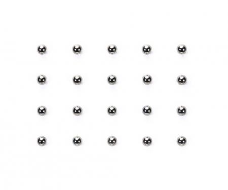 3mm Lightweight Diff Ball Set