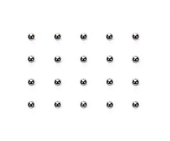 3mm Lightweight Diff Ball Set (20)