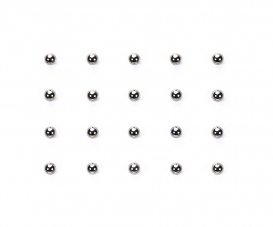 3mm Lightweight Diff Ball Set (20)