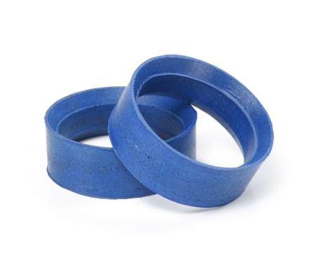 1:10 Reifeneinlagen (2) soft 24mm blau