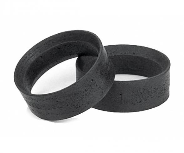 1:10 MN/24mm Hard Inner sponge (2) Black
