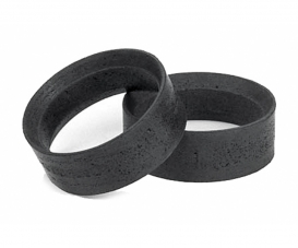 1:10 MN/24mm Hard Inner sponge (2) Black