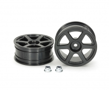 M-Narrow 6-Spoke Wheels (+2)