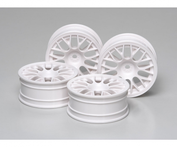 1:10 M-Narrow Wh Mesh Wheels *2 (+2)