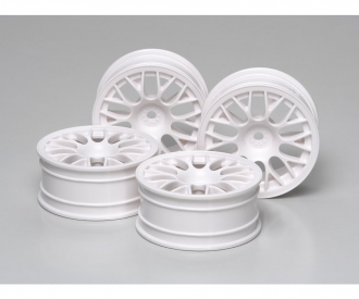 M-Narrow Wh Mesh Wheels (+2)
