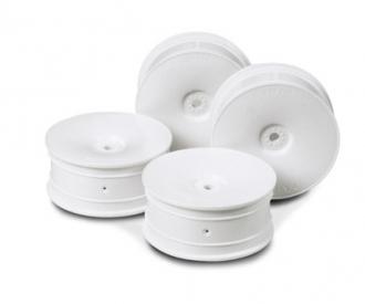 1:10 Dish-Wheels white 24mm (4)