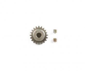 HFC 0.6 Alu. Pinion (20T/F201)