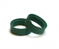 MN 24mm shaped inner sponge Med./Green