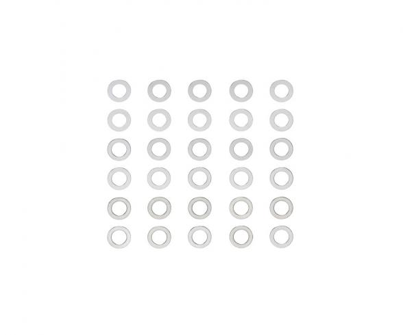 Distanzsch-Set 3mm (3x10) 0,1/0,2/0,3mm
