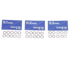 Shim Set 5mm (10) 0,1/0,2/0,3