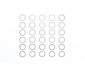 10mm Shim Set *10 x 3 types