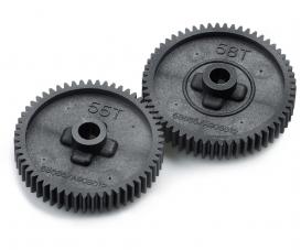 TT-01 Speed-Getriebe 55/58Z