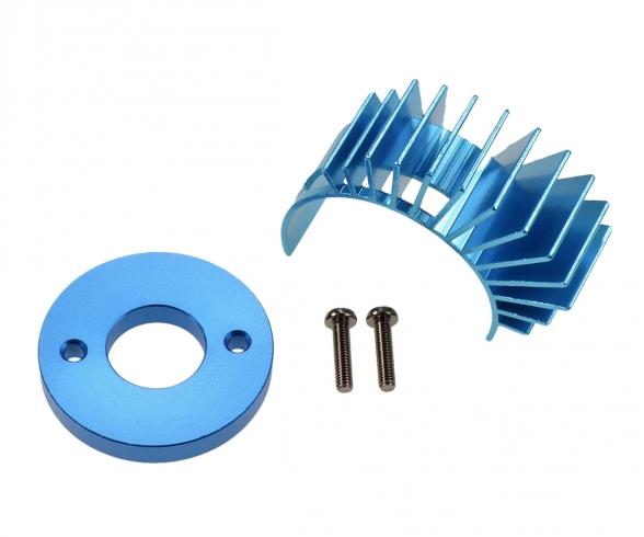 DT-02 Alum. Motor Heat Sink