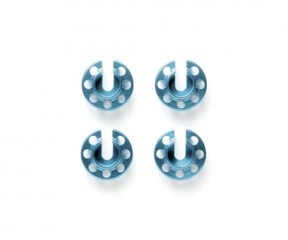 Alum. Damper Retainer -1mm (4) Blue anod