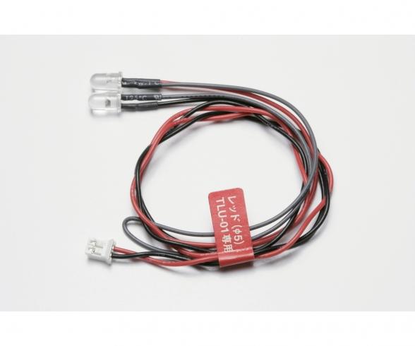 LED Light red 5mm TLU-01