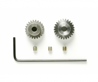 DF-03 Pinion Gear 23/25 T Steel M0.5
