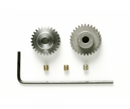 DF-03Ra Pinion Gear 27/29 T Steel M0.5