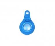 H.T. Servo Saver Alu. Horn Blue anodized
