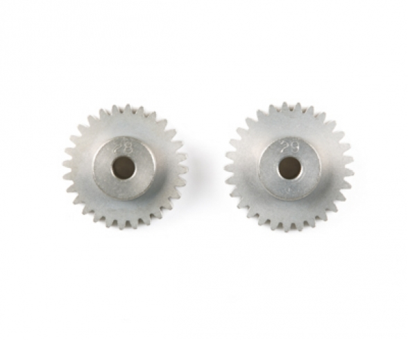 FF-03 Pinion Gear 28/29T M0,6 (1+1)Flour