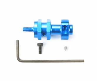 F104 Alu Clamp Type Wheel Stopper