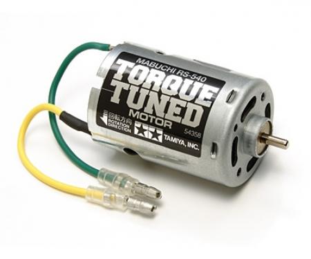 E-Motor RS-540 Torque-Turned