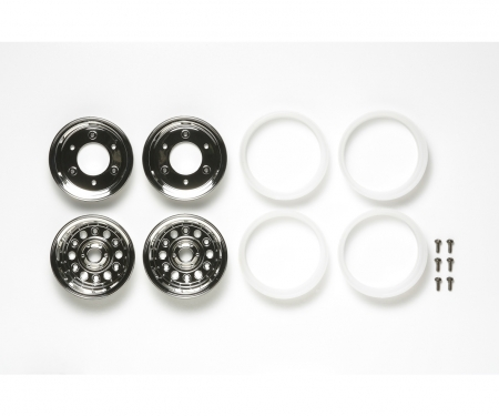 Bruiser 4x4 Wheels (2) 4-Piece