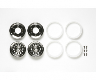 RC 4x4 4-Piece Wheel (2) Bruiser