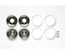 Bruiser 4x4 Wheels (2) 4-Piece