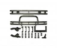 RC 4x4 blk.Bumper D-Parts Bruiser