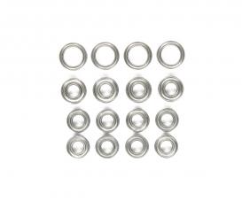 TT-02 Ball Bearing Set 16pcs