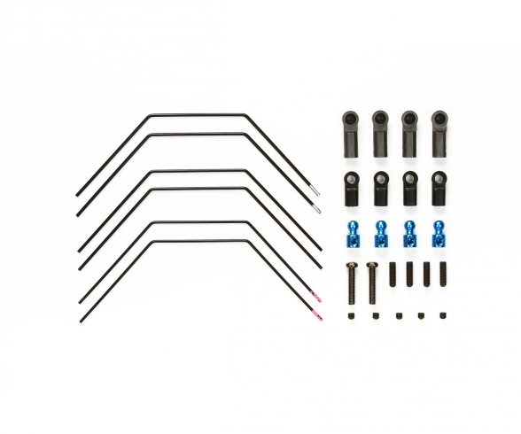 XV-01/T Front/Rear Stabilizer Set (2)