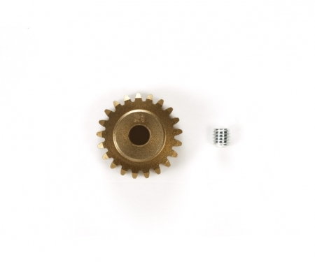 TRF M0.6 Alu.Pinion Gear 21T Hard coat.