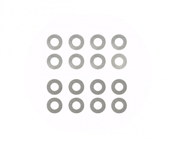 Gear Differential Shim Set 0,2/0,3mm (4)