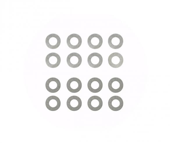 Gear Differential Shim Set 0,2/0,3mm (4)