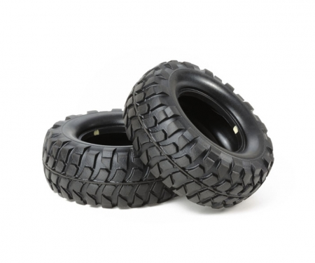 Rock Block Tire Soft *2 CC-01