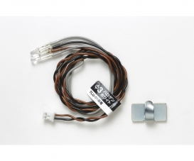 LED 3mm Halogen White TLU-01