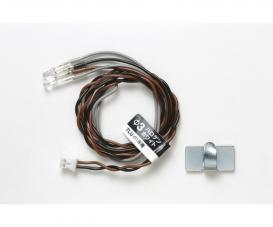 LED-Set 3mm Halogen weiß TLU-01