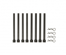Body Mount Extension Set 5,5mm (4)