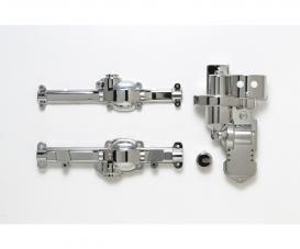 CC-01 A-Teile Achsgehäuse verchromt