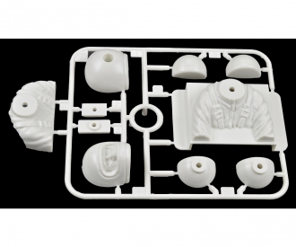 TAMIYA Buggy Driver Figure Set