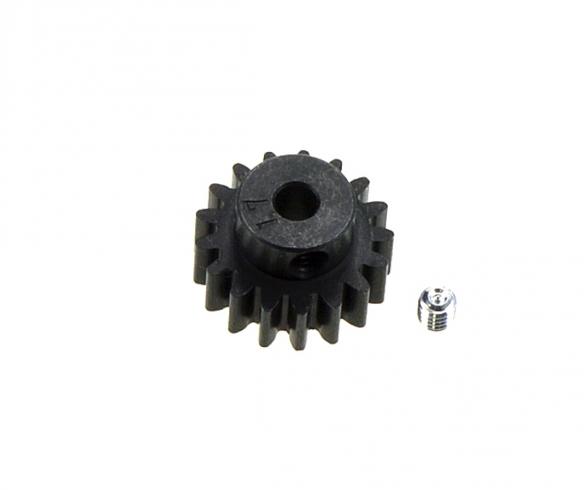 DT-03/02 17 Z Stahl Motorritzel M0,8