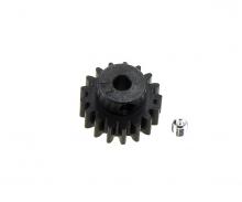 DT-03/02 M0,8 Module 17T Steel Pinion